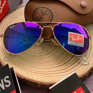 RayBan 3025 Aviator Oversized sunglasses lens 58mm